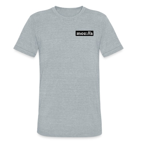 Mozilla - Unisex Tri-Blend T-Shirt