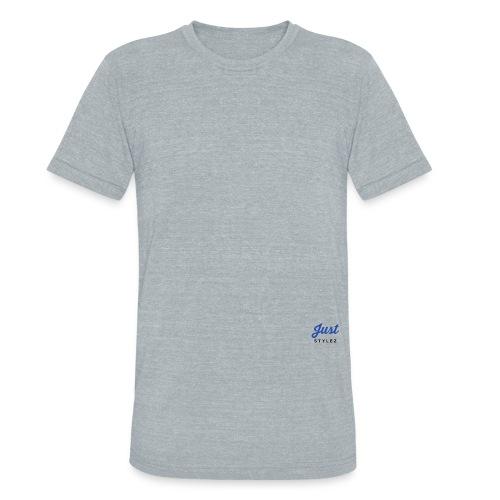 Logo - Unisex Tri-Blend T-Shirt