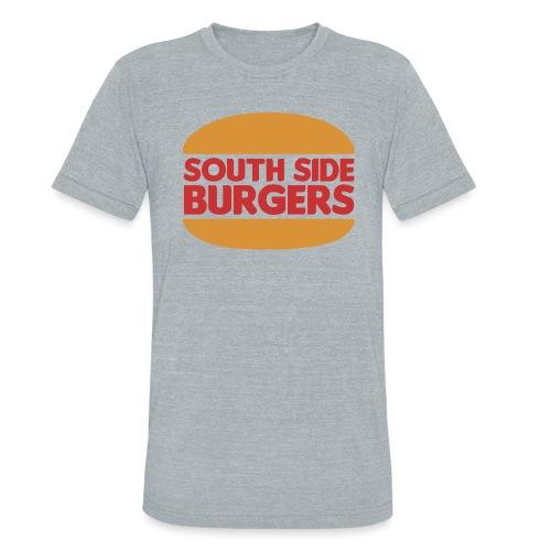 South Side Burgers - Unisex Tri-Blend T-Shirt