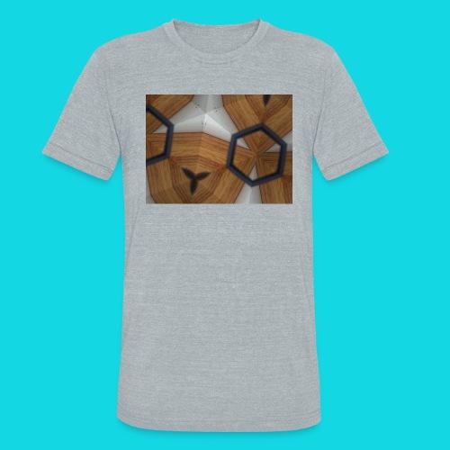 Kaleidoscope - Unisex Tri-Blend T-Shirt