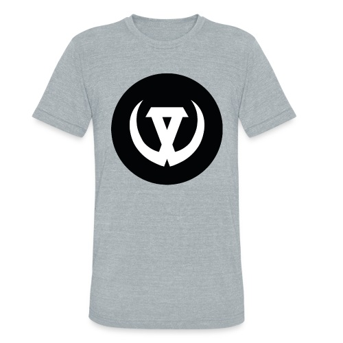 Symbol of Warriors - Unisex Tri-Blend T-Shirt