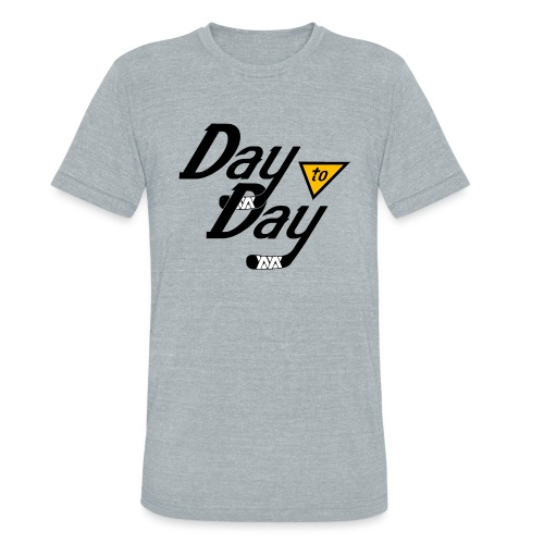 Day to Day - Unisex Tri-Blend T-Shirt