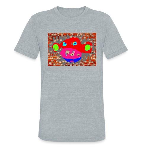monkey by brax - Unisex Tri-Blend T-Shirt