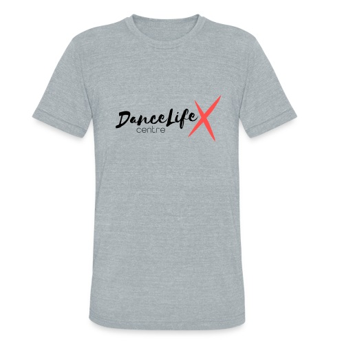 DL-Logo-Master - Unisex Tri-Blend T-Shirt