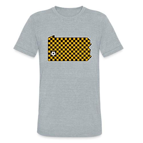 Pittsburgh Soccer - Unisex Tri-Blend T-Shirt