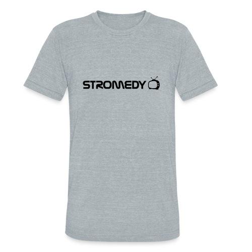 White Stromedy T-Shirt - Unisex Tri-Blend T-Shirt