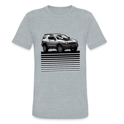 VX SUV Lines - Unisex Tri-Blend T-Shirt