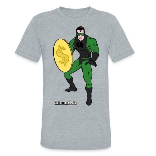 Superhero 4 - Unisex Tri-Blend T-Shirt