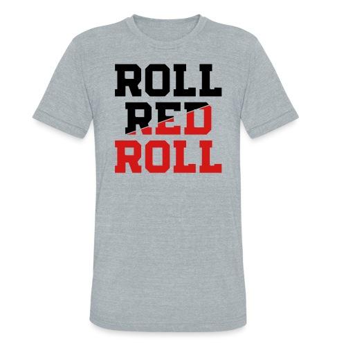 rrr v - Unisex Tri-Blend T-Shirt