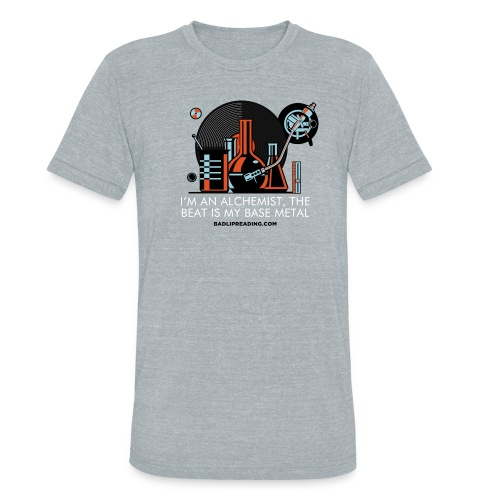 alchemist - Unisex Tri-Blend T-Shirt