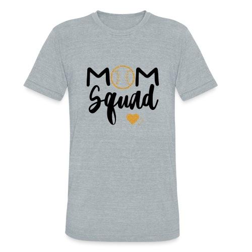 Mom Squad - Unisex Tri-Blend T-Shirt