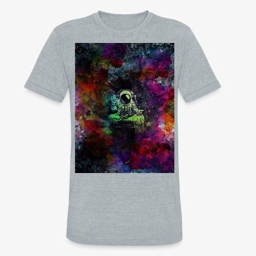 Astronaut - Unisex Tri-Blend T-Shirt