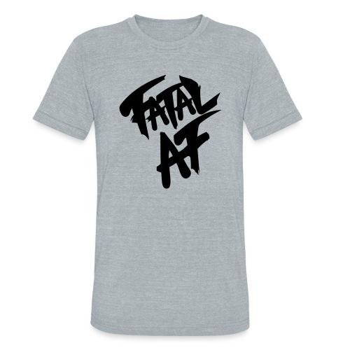 fatalaf - Unisex Tri-Blend T-Shirt