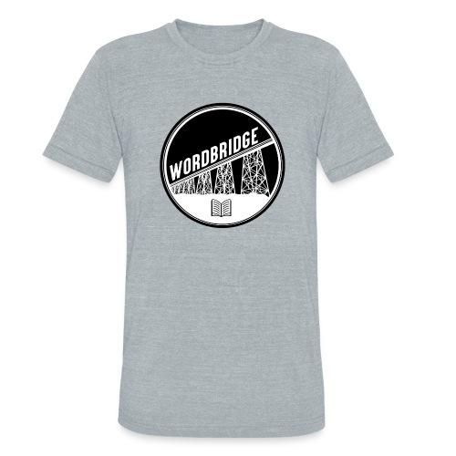 WordBridge Conference Logo - Unisex Tri-Blend T-Shirt