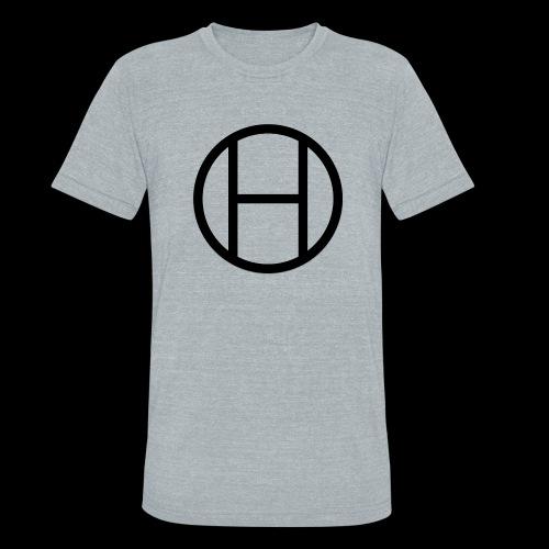 logo premium tee - Unisex Tri-Blend T-Shirt