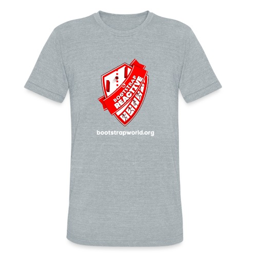 Algebra Reactive T-shirt - Unisex Tri-Blend T-Shirt