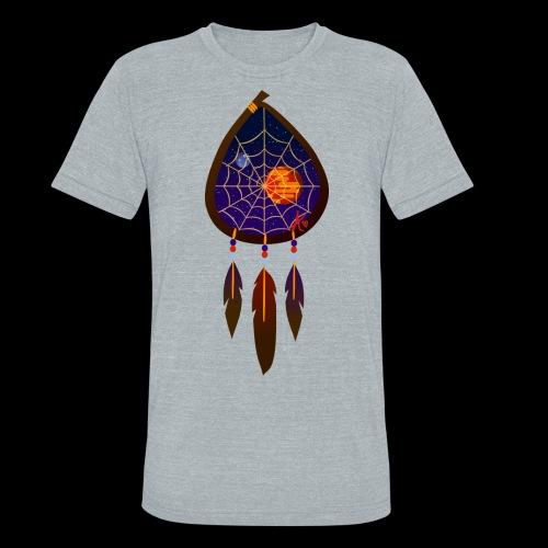 Dreamcatcher Space Inspiring 2 - Unisex Tri-Blend T-Shirt