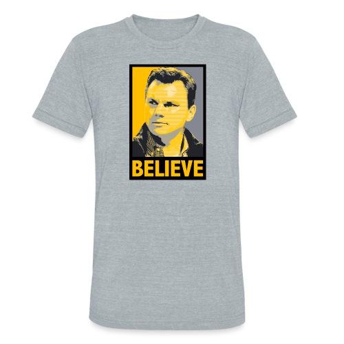 GMBC Believe - Unisex Tri-Blend T-Shirt