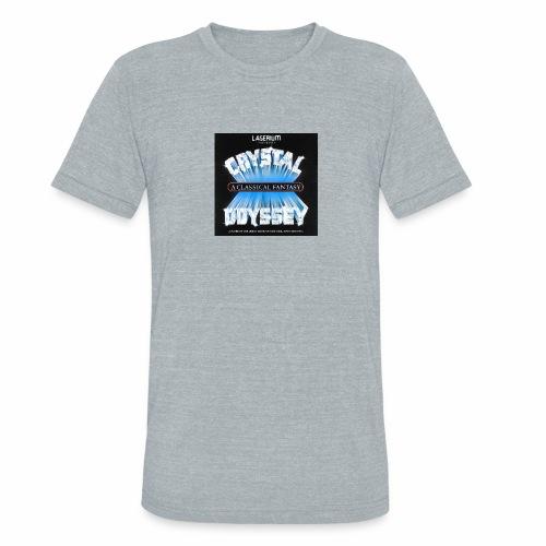 Laserium Crystal Osyssey - Unisex Tri-Blend T-Shirt