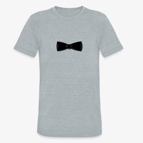 Tuxedo Bowtie - Unisex Tri-Blend T-Shirt