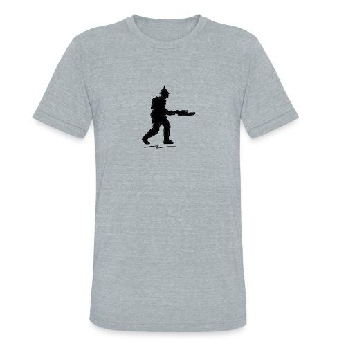 ww1 infantry - Unisex Tri-Blend T-Shirt