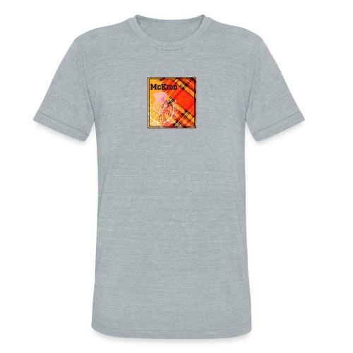 mckidd name - Unisex Tri-Blend T-Shirt