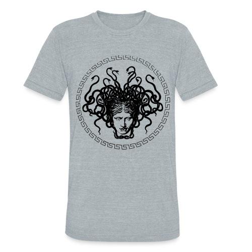 Medusa head - Unisex Tri-Blend T-Shirt