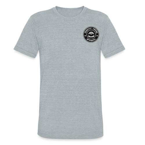 genetic_freak_logo_final - Unisex Tri-Blend T-Shirt