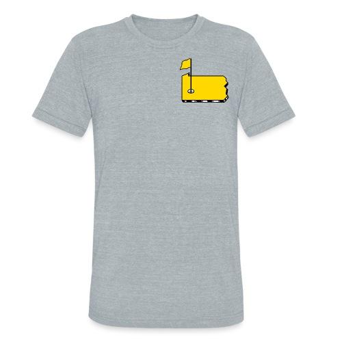 Pittsburgh Golf - Hometahn - Unisex Tri-Blend T-Shirt