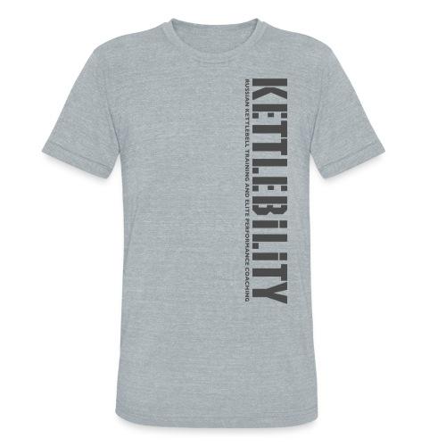 Be Strong - Unisex Tri-Blend T-Shirt