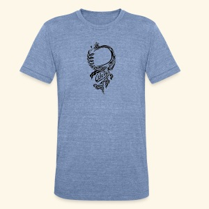 Tribaloha - Unisex Tri-Blend T-Shirt by American Apparel