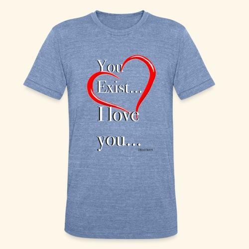 ExistW - Unisex Tri-Blend T-Shirt