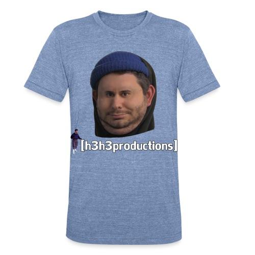 h3h3productions Ethan Klein - Unisex Tri-Blend T-Shirt