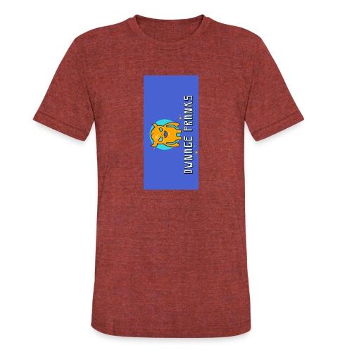 logo iphone5 - Unisex Tri-Blend T-Shirt