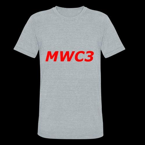 MWC3 T-SHIRT - Unisex Tri-Blend T-Shirt