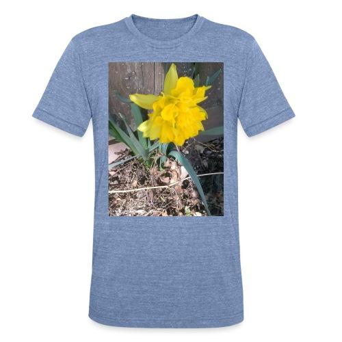 YELLOWFLOWER by S.J.Photography - Unisex Tri-Blend T-Shirt