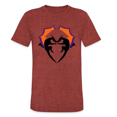 Dragon Love - Unisex Tri-Blend T-Shirt