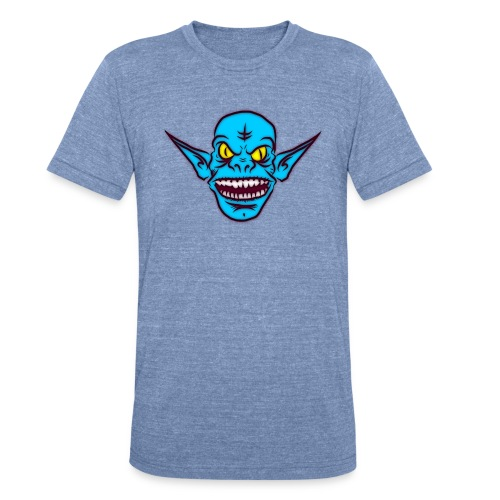 Troll - Unisex Tri-Blend T-Shirt