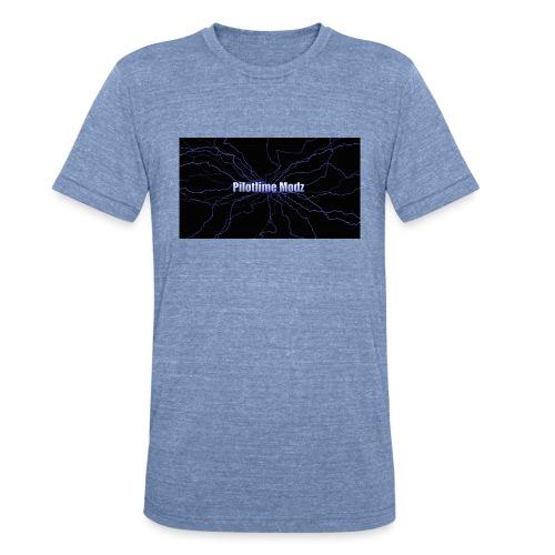backgrounder - Unisex Tri-Blend T-Shirt