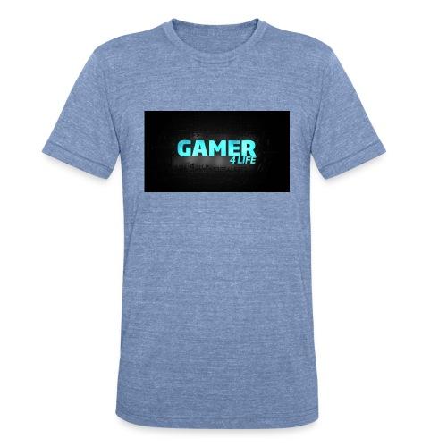 plz buy - Unisex Tri-Blend T-Shirt