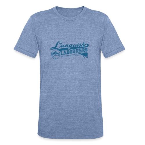 Languish Labourer's Baseball - Unisex Tri-Blend T-Shirt