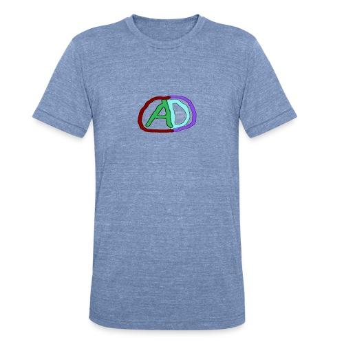 hoodies with anmol and daniel logo - Unisex Tri-Blend T-Shirt