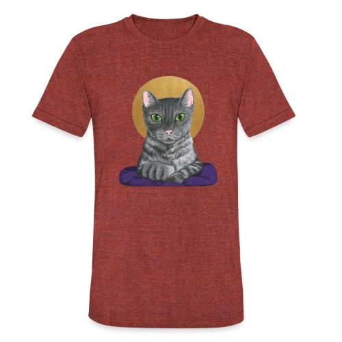 Lord Catpernicus - Unisex Tri-Blend T-Shirt