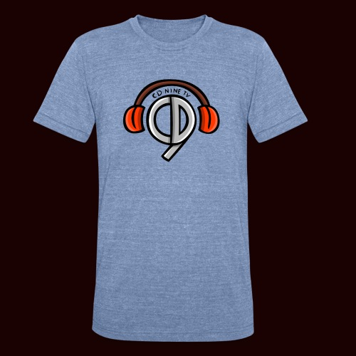 CDNine-TV - Unisex Tri-Blend T-Shirt
