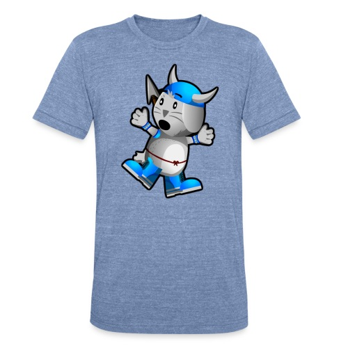 Steve! - Unisex Tri-Blend T-Shirt