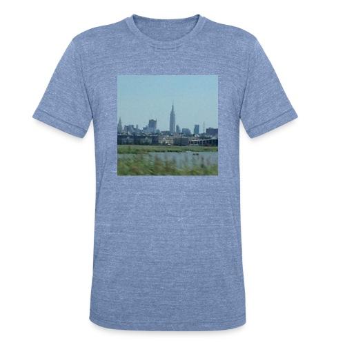 New York - Unisex Tri-Blend T-Shirt