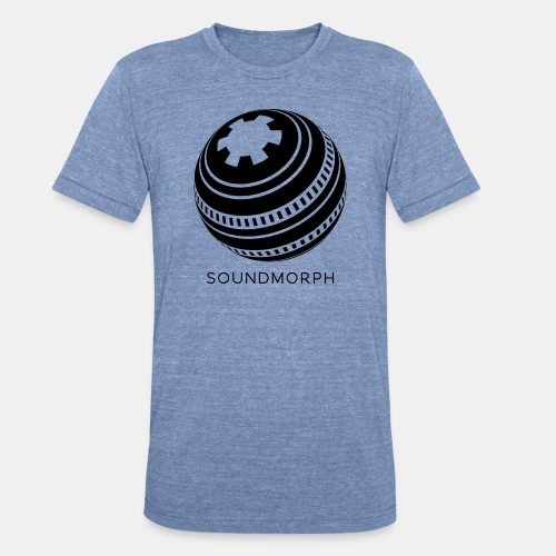 SoundMorph Hoodie (very comfy) - Unisex Tri-Blend T-Shirt