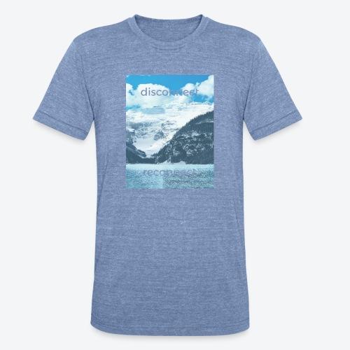 Disconnect Reconnect - Unisex Tri-Blend T-Shirt