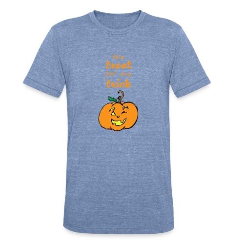 Trick or Treat Maternity - Unisex Tri-Blend T-Shirt