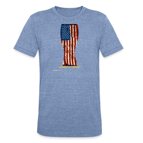 Brewed In The USA - Unisex Tri-Blend T-Shirt